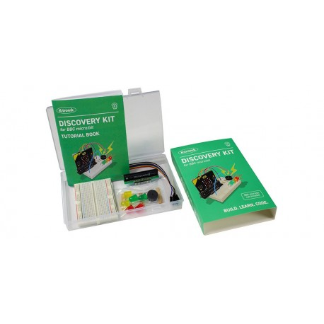Kit Kitronik discovery kit pour micro:bit