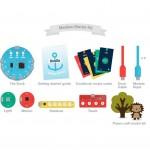 Détail du Starter-kit Flotilla Medium Treasure Chest pour Raspberry