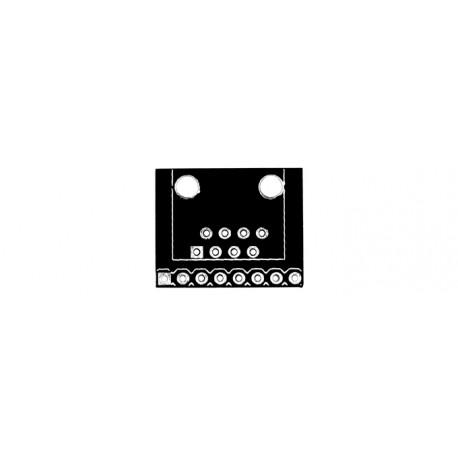 Circuit d'adaptation RJ45/RJ12/RJ11