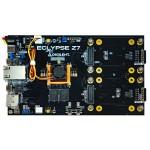 Vue de dessus de la carte de développement SoC Zynq-7000 Eclypse Z7