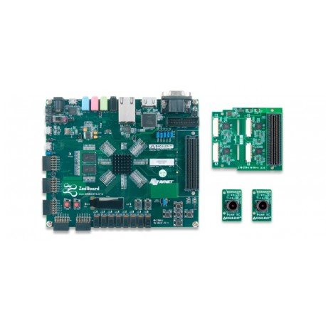 Zedboard Advanced Image Processing Kit - Dual PCAM