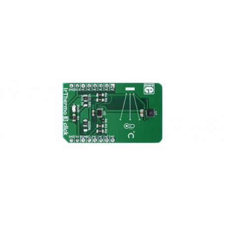 Module IrThermo 3 click MIKROE-3121