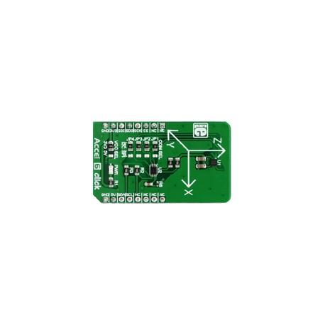 Module Accel 6 click MIKROE-3075