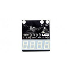 Module 7 segments MonkMakes pour micro:bit KITRO46138