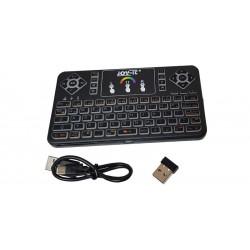 Mini clavier QWERTY sans fil avec pavé tactile TASTAMINI01