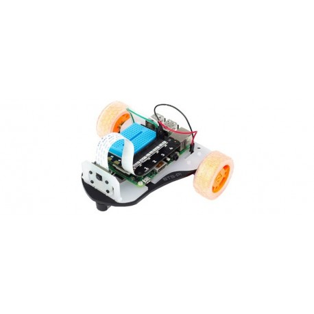 PIM142 Base robot roulant STS-Pi pour Raspberry Pi ou Arduino