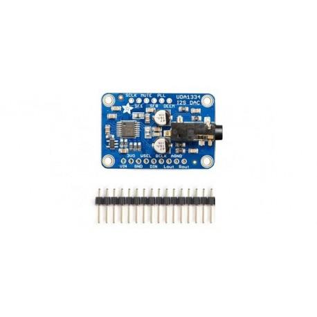 Platine Décodeur Audio Stéréo I2S - UDA1334A