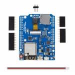 Détail des éléments livrés avec la platine de développement Arducam IoTai ESP32 CAM