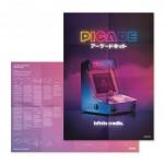 """Poster Mini borne d'arcade PICADE 10"""""""