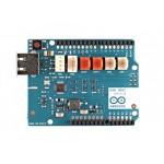 Vue de dessus de la carte Arduino USB Host Shield A000004