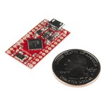 Idée de la dimensions du Pro Micro - 5 V  - 16 MH