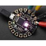 Exemple d'utilisation de la carte FLORA V3 compatible Arduino®