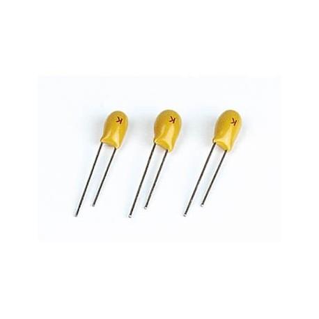 Condensateur tantale  0.10µf / 35v