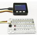Exemple d'utilisation du mini clavier CardKB U035 avec un module IoT ESP32 Basic