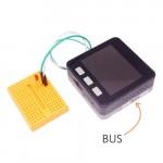 Exemple d'utilisation de l'extension BUS pour IoT M5