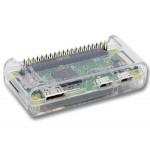 Boitier ABS pour Raspberry Pi Zero monté avec capot avec découpe GPIO