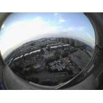 Large angle de vue de la caméra ArduCAM Fisheye 5 MP OV5647