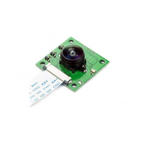 Caméra ArduCAM Fisheye 5 MP OV5647