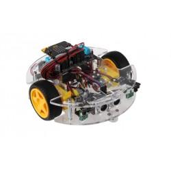 Base robotique JOY-CAR pour micro:bit