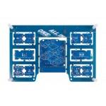 Vue de dessous du starter-kit Arduino® Sensor kit TPX00031