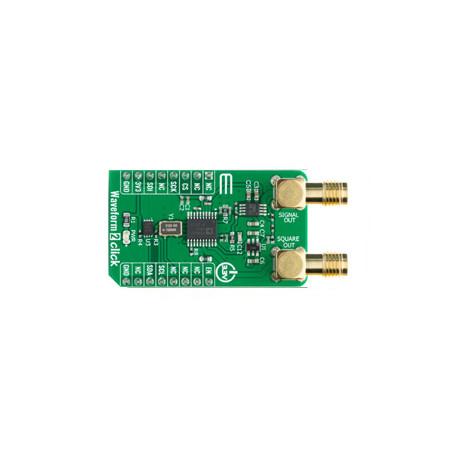 Générateur de signaux Waveform 2 Click MIKROE-4346