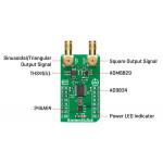 Détail du générateur de signaux Waveform 2 Click MIKROE-4346