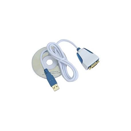 "Convertisseur ""PRO"" USB - 1 x RS232"