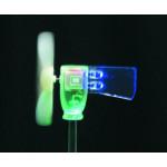 Les leds RGB de la mini éolienne avec Led RGB C-0210