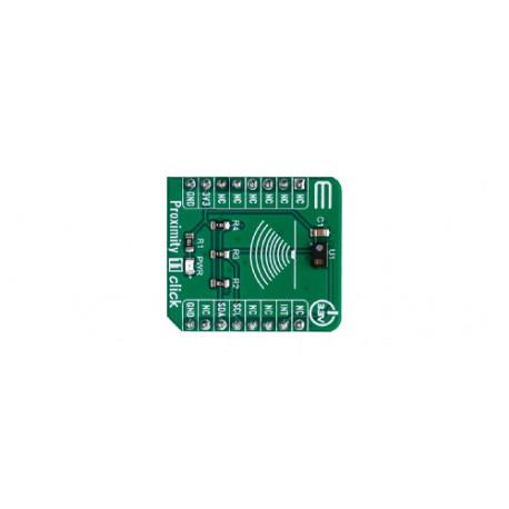 Capteur de proximité et lumière Proximity 11 click MIKROE-3689