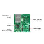 Détail du contrôleur de périphérique EtherCAT Click MIKROE-2851