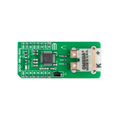 Adaptateur pour thermocouple Temp Probe Click MIKROE-4301
