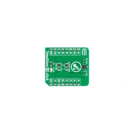 Capteur température humidité Temp & Hum 14 click MIKROE-4306