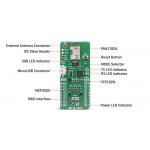 Détail du module Bluetooth BLE 5 Click MIKROE-4120