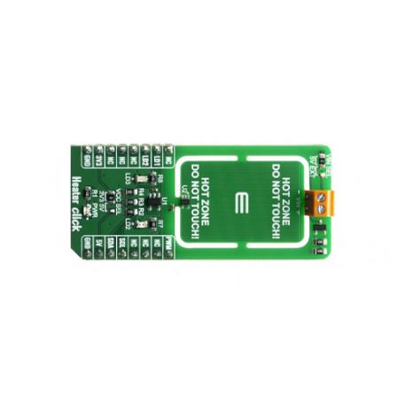 Module chauffant Heater Click MIKROE-3996