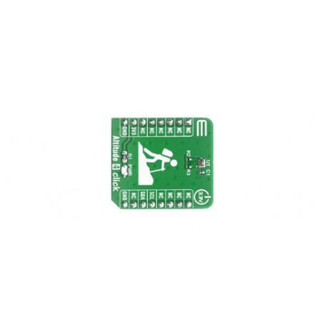 Capteur de pression barométrique Altitude 4 Click MIKROE-3328