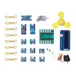 Starter-kit Grove et ses cordons pour Raspberry Pi Pico