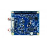 Vue de dessus de platine Digilent® DAQ HAT MCC172 mesure IEPE pour Raspberry PI