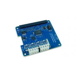 Platine DIgilent® mesure de thermocouple DAQ HAT MCC134 pour Raspberry PI