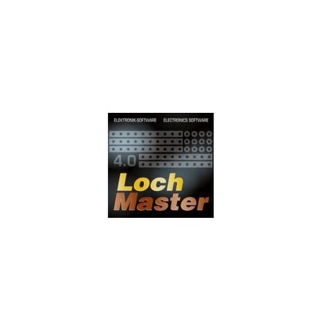 Logiciel de dessin de schéma sur plaques de prototypage Loch-Master