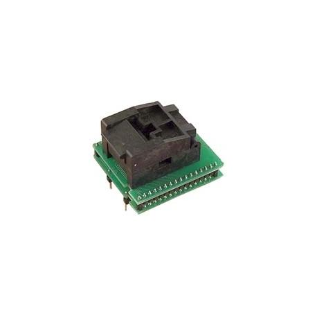 Adaptateur DIL20/PLCC20 ZIF-CS