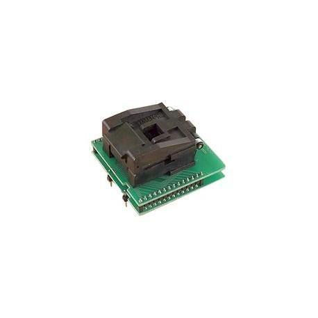 Adaptateur DIL28/PLCC28 ZIF-CS