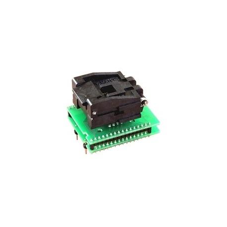 Adaptateur DIL32/PLCC32 ZIF-CS
