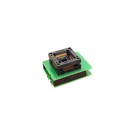 Adaptateur DIL40/QFP144 ZIF LPC-1