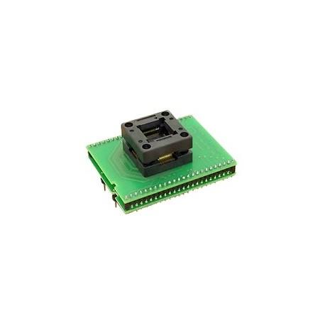 Adaptateur DIL48/QFP64 ZIF ARM-1