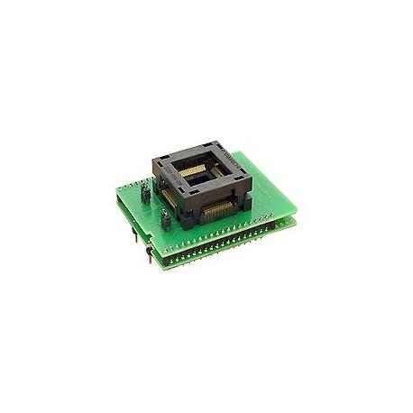 Adaptateur DIL40/QFP100 ZIF AVR-1