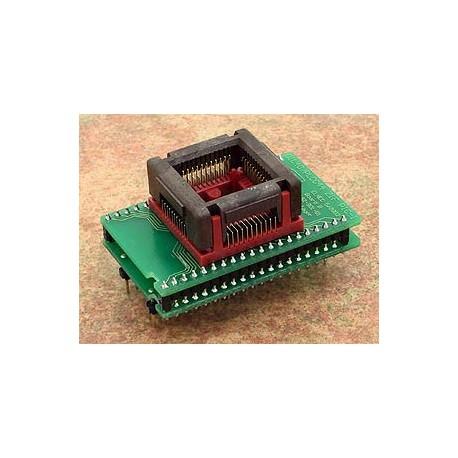 Adaptateur DIL40/PLCC44 ZIF PIC-1