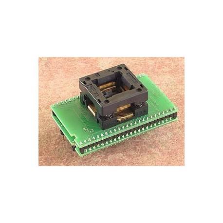Adaptateur DIL40/TQFP80 ZIF PIC-2