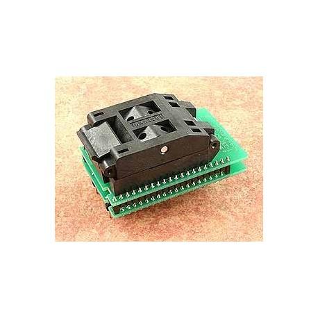 Adaptateur DIL40/QFP64-1 ZIF-CS NEC-1