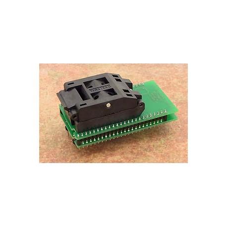 Adaptateur DIL48/QFP64-1 ZIF-CS NEC78K-1