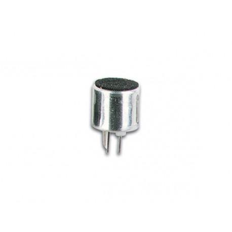 M300 Micro électret à souder type omnidirectionnel - Ø 10 mm